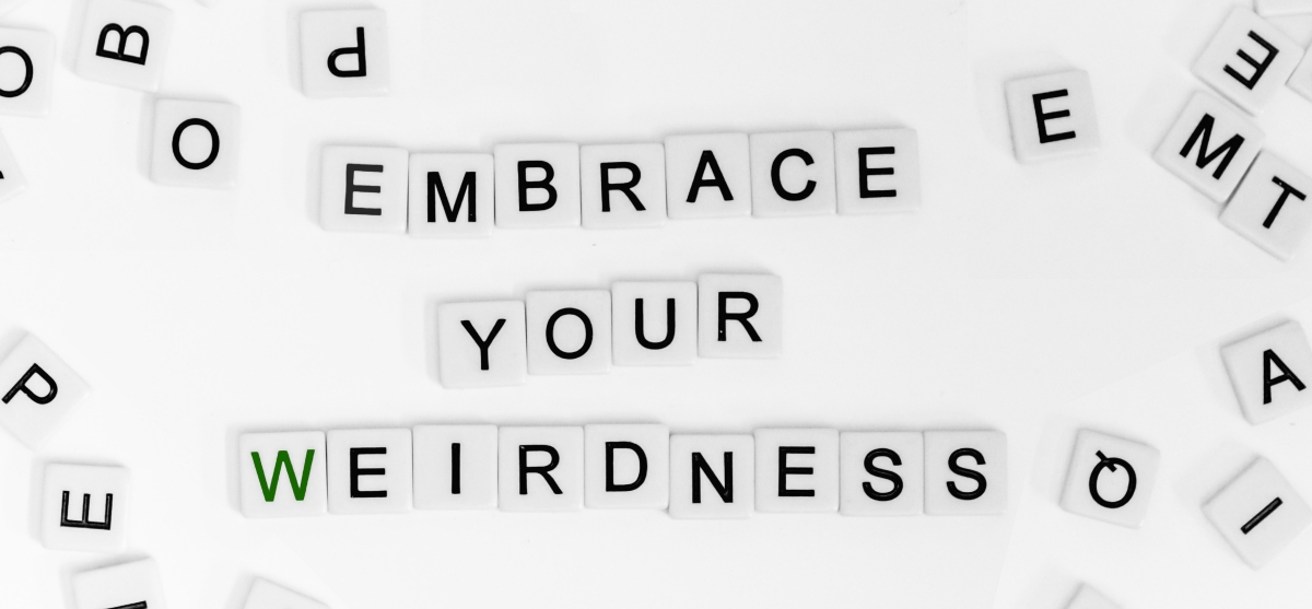 embrace your weirdness le mie 5 w del podcasting